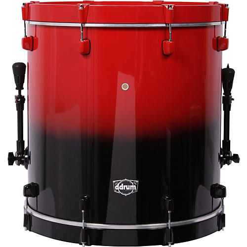 Ddrum Dominion Duo Fade Bass Drum