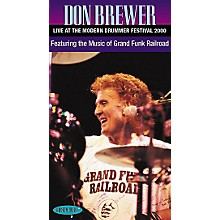 Hudson Music Don Brewer Live (VHS)
