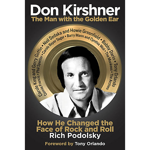 Hal Leonard Don Kirshner Book Series Hardcover Written by Rich Podolsky