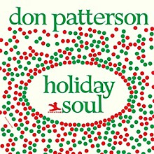 Don Patterson - Holiday Soul