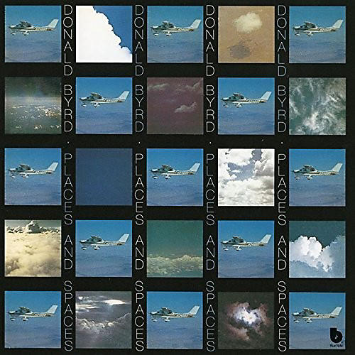 Alliance Donald Byrd - Places & Spaces