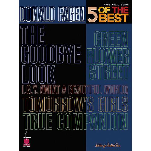 Cherry Lane Donald Fagen - 5 of the Best Book