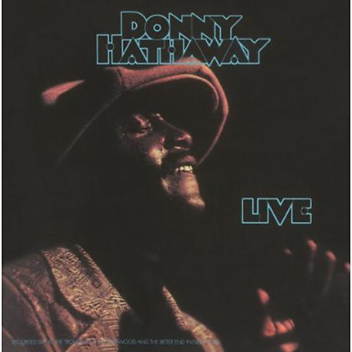 Alliance Donny Hathaway - Live