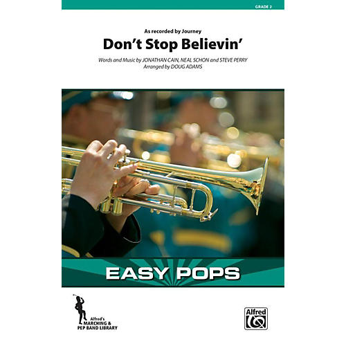 Alfred Don't Stop Believin' Grade 2 (Easy)