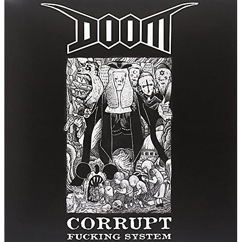 Alliance Doom - Corrupt Fucking System
