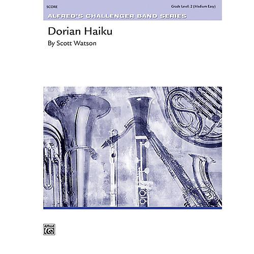 Alfred Dorian Haiku Concert Band Grade 1.5 Set