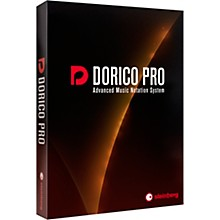 Steinberg Dorico Pro 2 Notation Software Digital Download