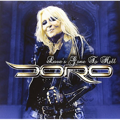 Alliance Doro - Love's Gone To Hell - Blue