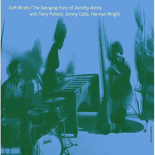 Alliance Dorothy Ashby - Soft Winds / Swinging Harp Of Dorothy Ashby