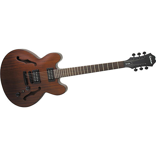 epiphone dot studio semi hollow electric guitar musician s friend rh musiciansfriend com