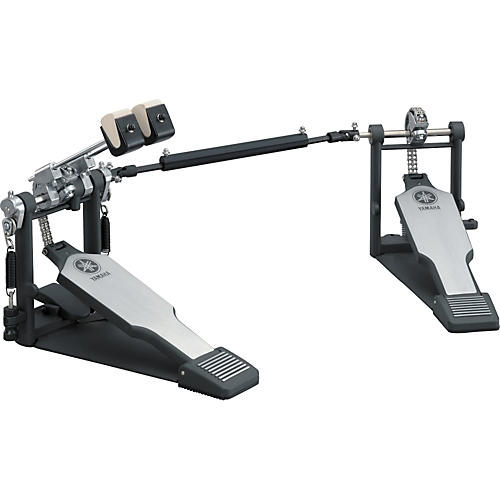 Yamaha Double Bass Drum Pedal, Double Chain Drive, Left Footed