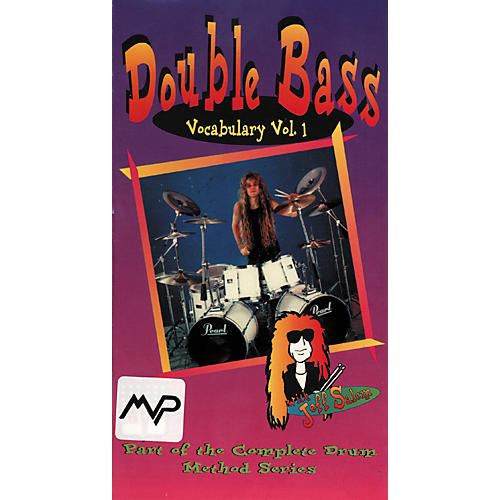 MVP Double Bass Vocabulary Volume 1 Video