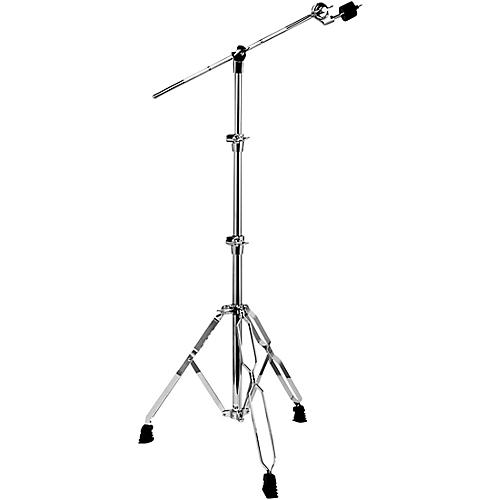 Stagg Double Braced Boom Cymbal Stand Chrome