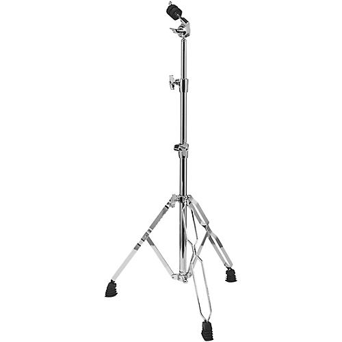 Stagg Double Braced Straight Cymbal Stand Chrome