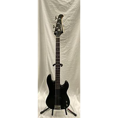 Silvertone Double Cut Electric Bass Guitar