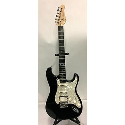 Fretlight Double Cut Solid Body Electric Guitar