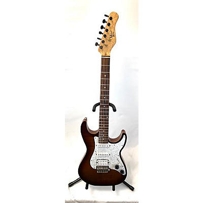 Michael Kelly Double Cut Solid Body Electric Guitar