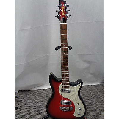 Brownsville Double Cut Solid Body Electric Guitar