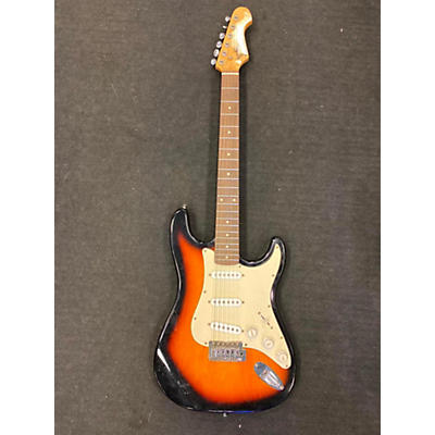 S101 Guitars Double Cut Solid Body Electric Guitar