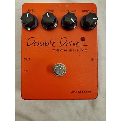 Tech 21 Double Drive Effect Pedal