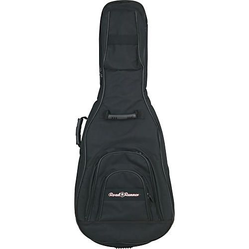 Road Runner Double Electric Guitar Gig Bag Black Musician S Friend