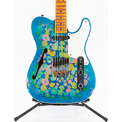 Fender Custom Shop Double Esquire Custom Relic Limited Edition Electric Guitar