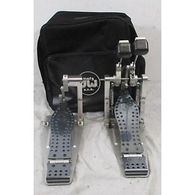 DW Double Machined Direct Drive Double Bass Drum Pedal
