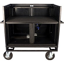 Open Box Pageantry Innovations Double Mixer Cart Stealth Series Upgrade
