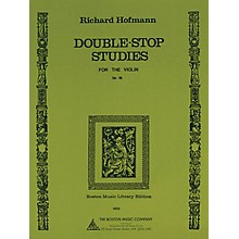 Music Sales Double-Stop Studies (for the Violin, Op. 96) Music Sales America Series Written by Richard Hofmann