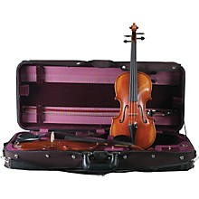 Open Box Bellafina Double Violin Case