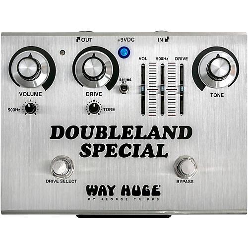 Way Huge Electronics Doubleland Special Overdrive Effects Pedal Signed by Joe Bonamassa