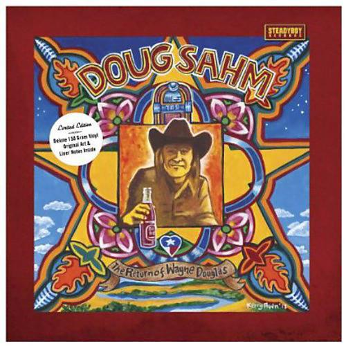 Alliance Doug Sahm - The Return Of Wayne Douglas