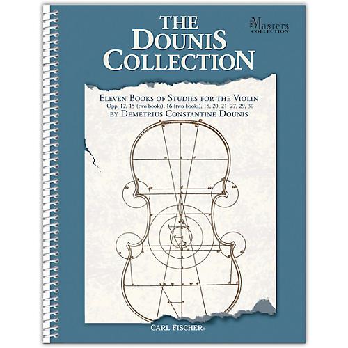 Carl Fischer Dounis Collection - Spiral