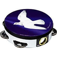 Dove Tambourine 6 in. 6 Jingle