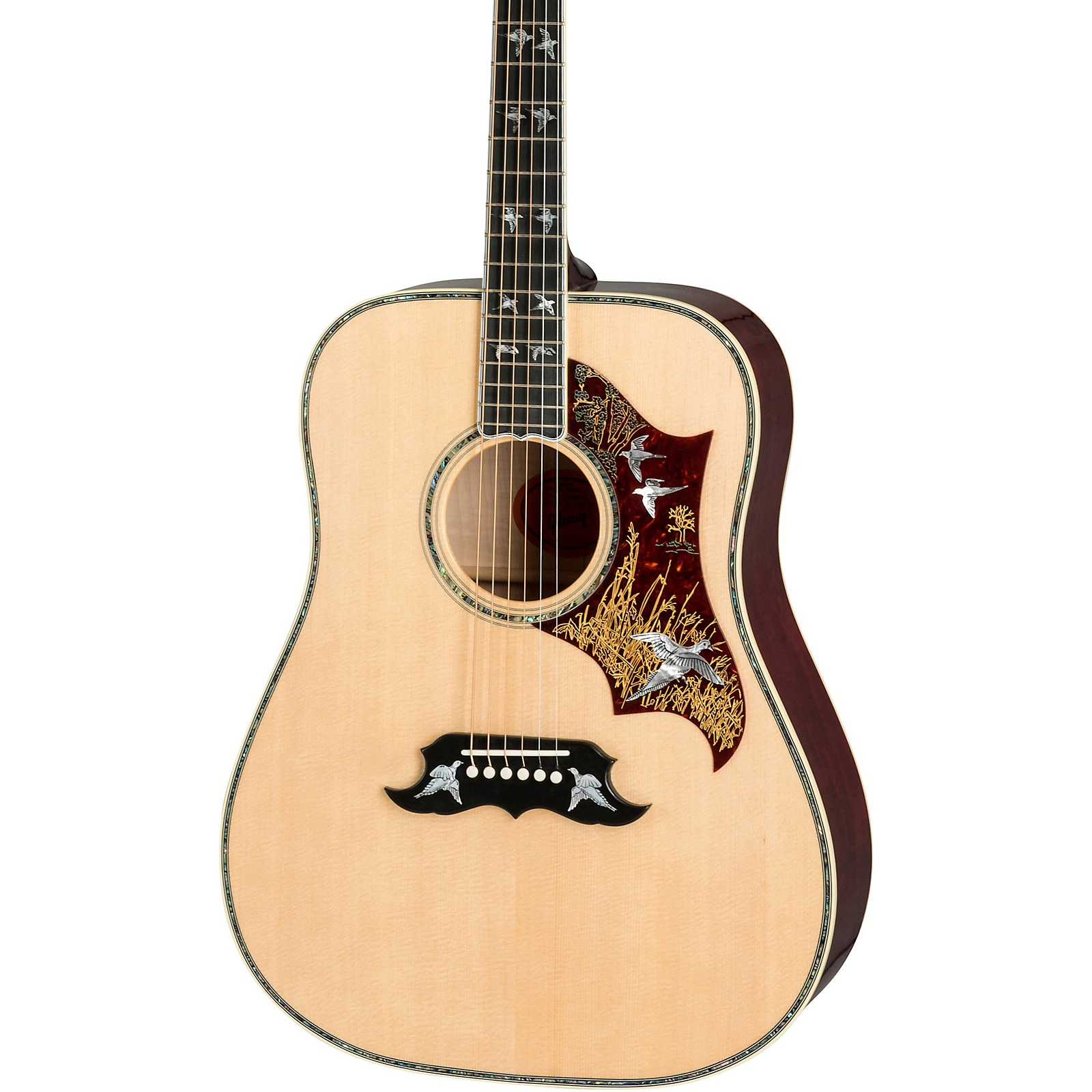 Gibson Doves in Flight Acoustic Guitar