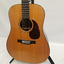 Santa Cruz D\pW Acoustic Electric Guitar
