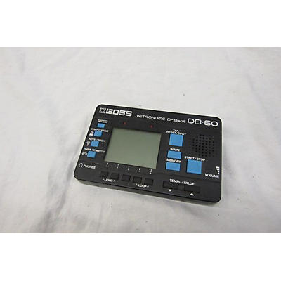 BOSS Dr Beat Db60 Metronome