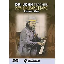 Homespun Dr. John Teaches New Orleans Piano (2-DVD Set) Homespun Tapes Series DVD by Dr. John (Mac Rebennack)