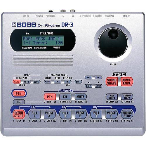Dr. Rhythm DR-3