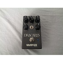 Wampler Dracarys High Gain Distortion Effect Pedal