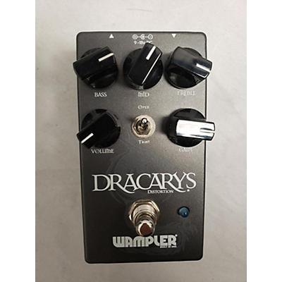 Wampler Dracarys High Gain Distortion Effect Pedal