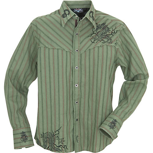 Fender Dragon Eye Woven Shirt