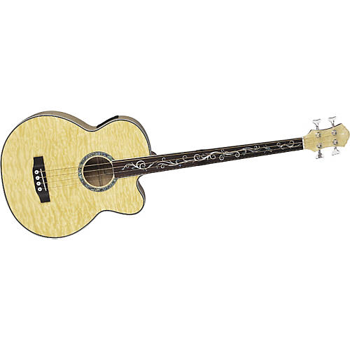 Michael Kelly Dragonfly 4-String Fretless Acoustic-Electric Bass