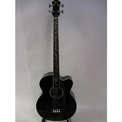 Michael Kelly Dragonfly 4FL TBK Acoustic Bass Guitar