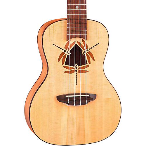 Luna Guitars Dragonfly Concert Ukulele