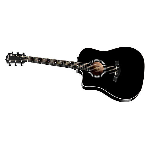 Taylor Dreadnought Cutaway Acoustic-Electric Guitar Left-Hand