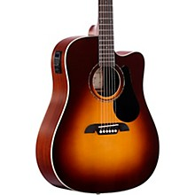 Open Box Alvarez Dreadnought Cutaway Acoustic-Electric Guitar
