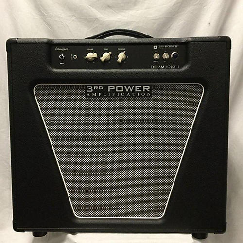 3rd Power Amps Dream Solo 1 22W 1x12 Tube Guitar Combo Amp