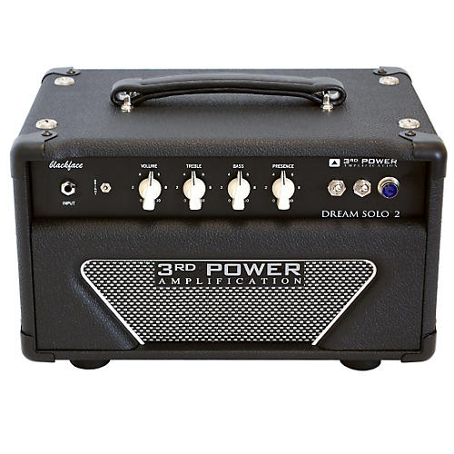 3rd Power Amps Dream Solo 2 22W Tube Guitar Amp Head