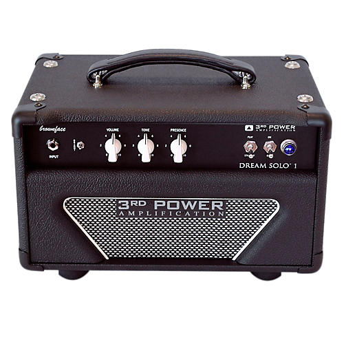 3rd Power Amps Dream Solo 22W Tube Guitar Amp Head